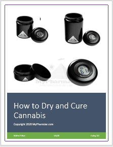 MyPharmJar How to Dry and cure Cannabis